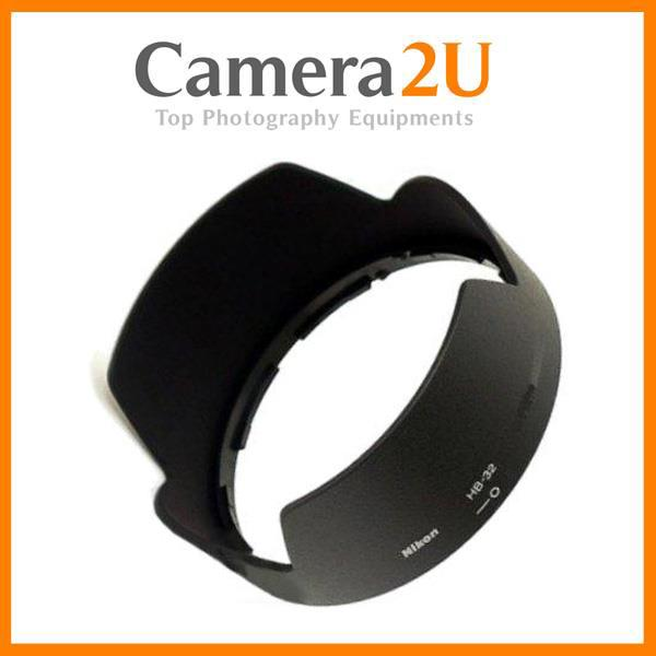 New LAVA HB-32 Lens Hood for Nikon 18-140mm Lens HB32