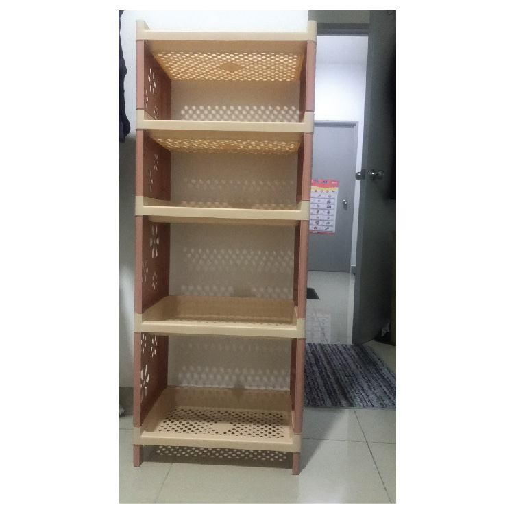 LAVA Multipurpose Storage Rack Shelving Organizer 2 / 3 / 5 Tier