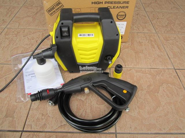 Lavor Hero 110Bar Induction Compact High Pressure Cleaner