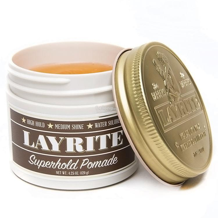 Layrite Pomade Superhold / Strong