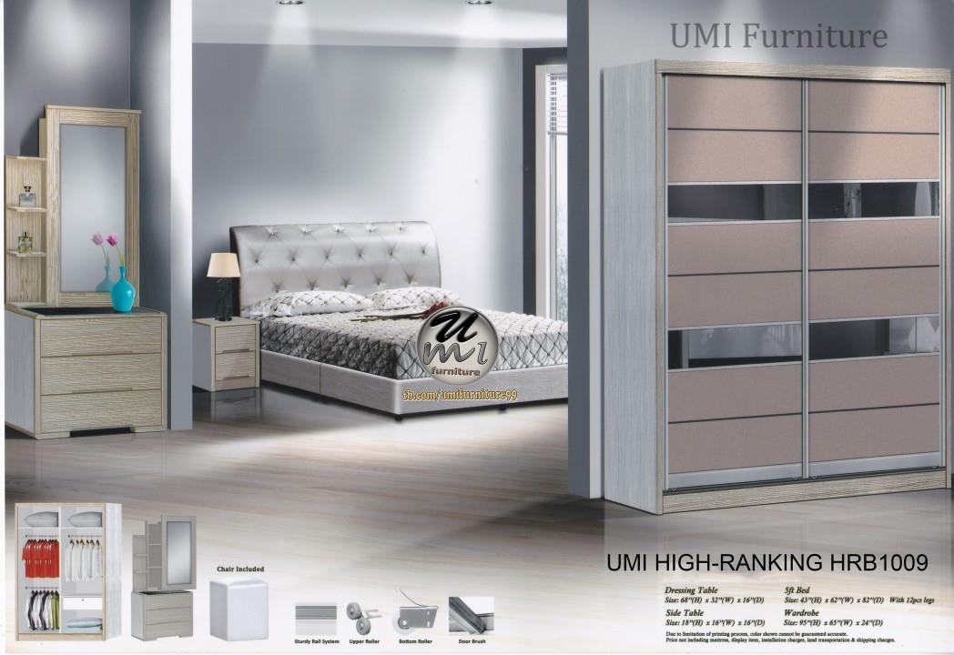 Lc Deco Bedroom Set High Rnking Hrb1009 Bilik Tidur