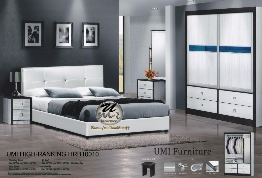 Lc Deco Bedroom Set High Rnking Hrb1010 Bilik Tidur