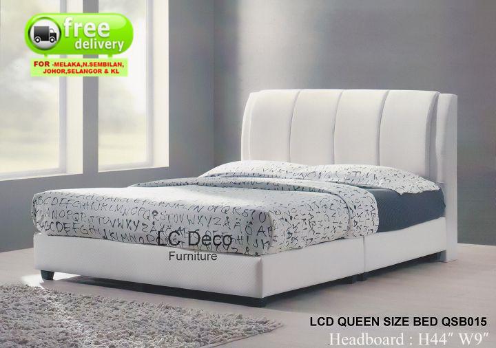 Lc Deco Queeen Size Divan Bed Qsb015 Katil