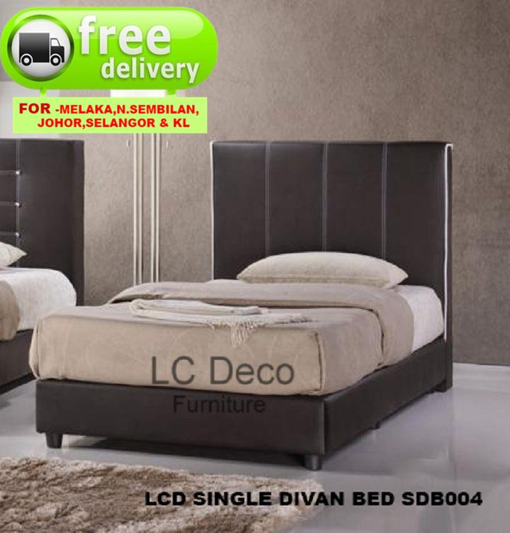 Lc Deco Single Size Divan Bed Sdb004 Katil