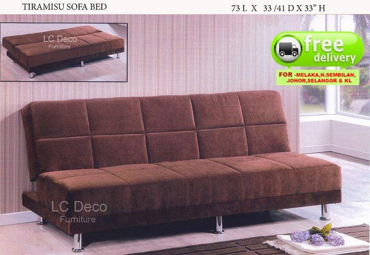 Awesome Lc Deco Sofa Bed Tiramisu Katil Kerusi Evergreenethics Interior Chair Design Evergreenethicsorg