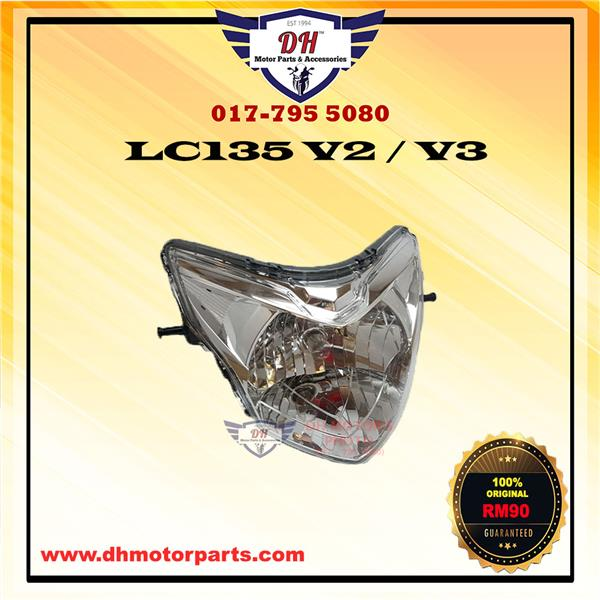 LC135 V2 / V3 ORIGINAL HEAD LAMP