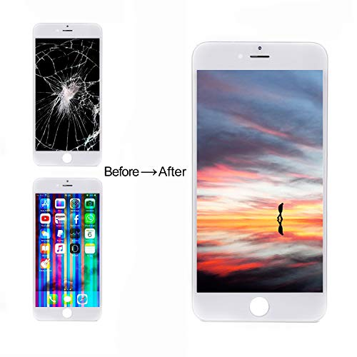 ~ LCD Display for iPhone 6 Screen Replacement Digitizer Frame Assembly Full Se