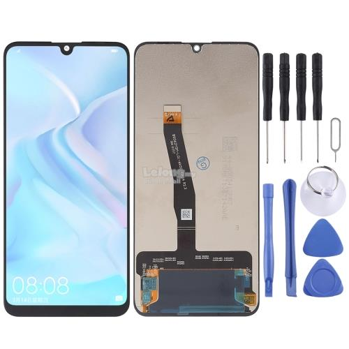 LCD Screen and Digitizer Full Assembly for Huawei P30 Lite (Black)