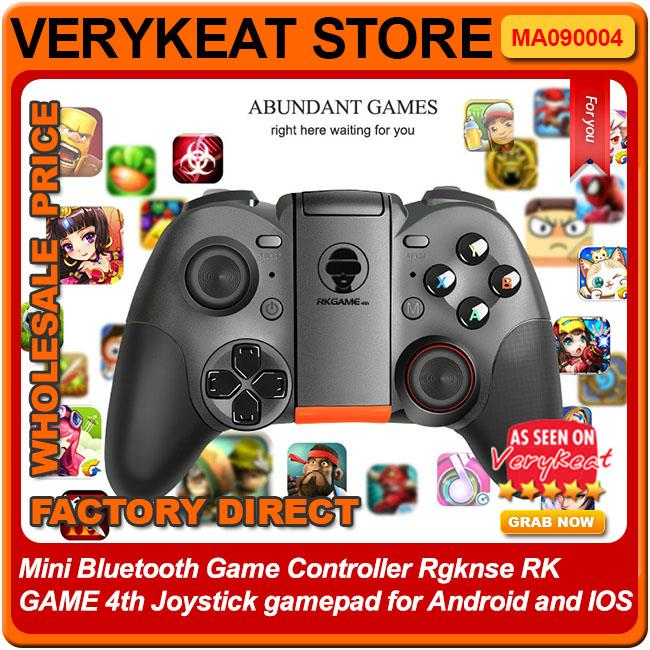 LCOSE Bluetooth Android RKGAME Happy Chick Game Controller Joystick