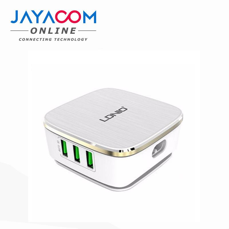 LDNIO A6704 QUALCOMM2.0 QUICK CHARGE 6 USB PORTS