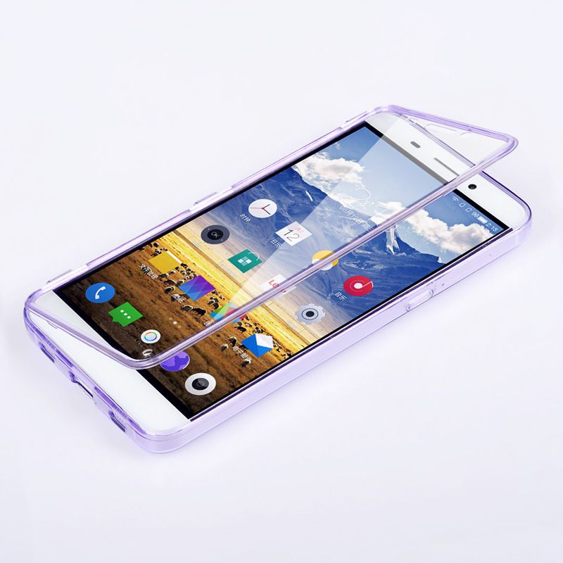le1PRO Transparent Armor Flip Case Cover Casing