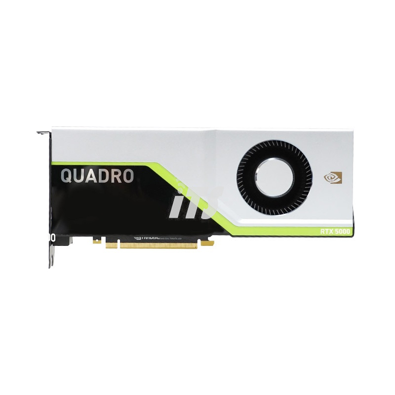 Leadtek Nvidia Quadro RTX5000 16GB GDDR6 256Bit Graphics Card