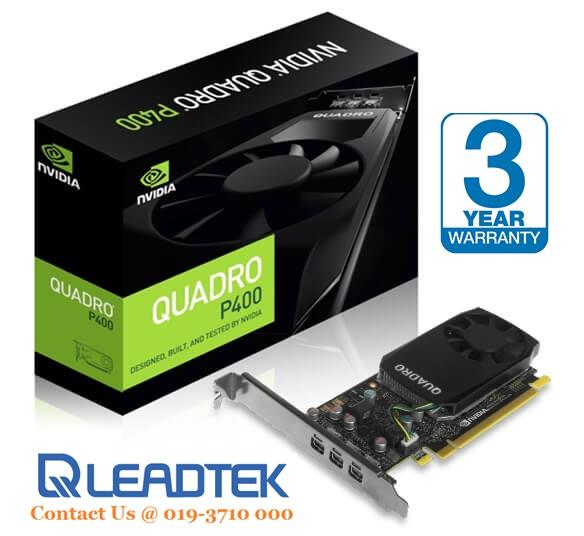 LEADTEK Quadro P400 Workstation Graphics Card
