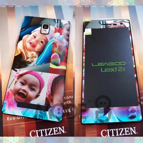 sports shoes 93640 ed28b Leagoo Lead 2S 3M Phone Deco Skin/ Sticker (not case/ casing)