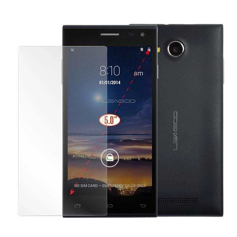 Leagoo lead 5 tempered glass screen protector
