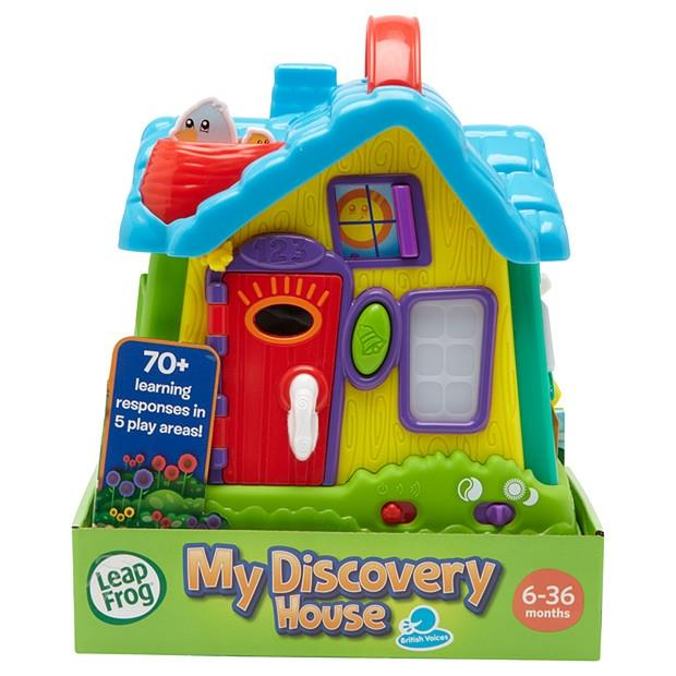 Leap frog: My Discovery House