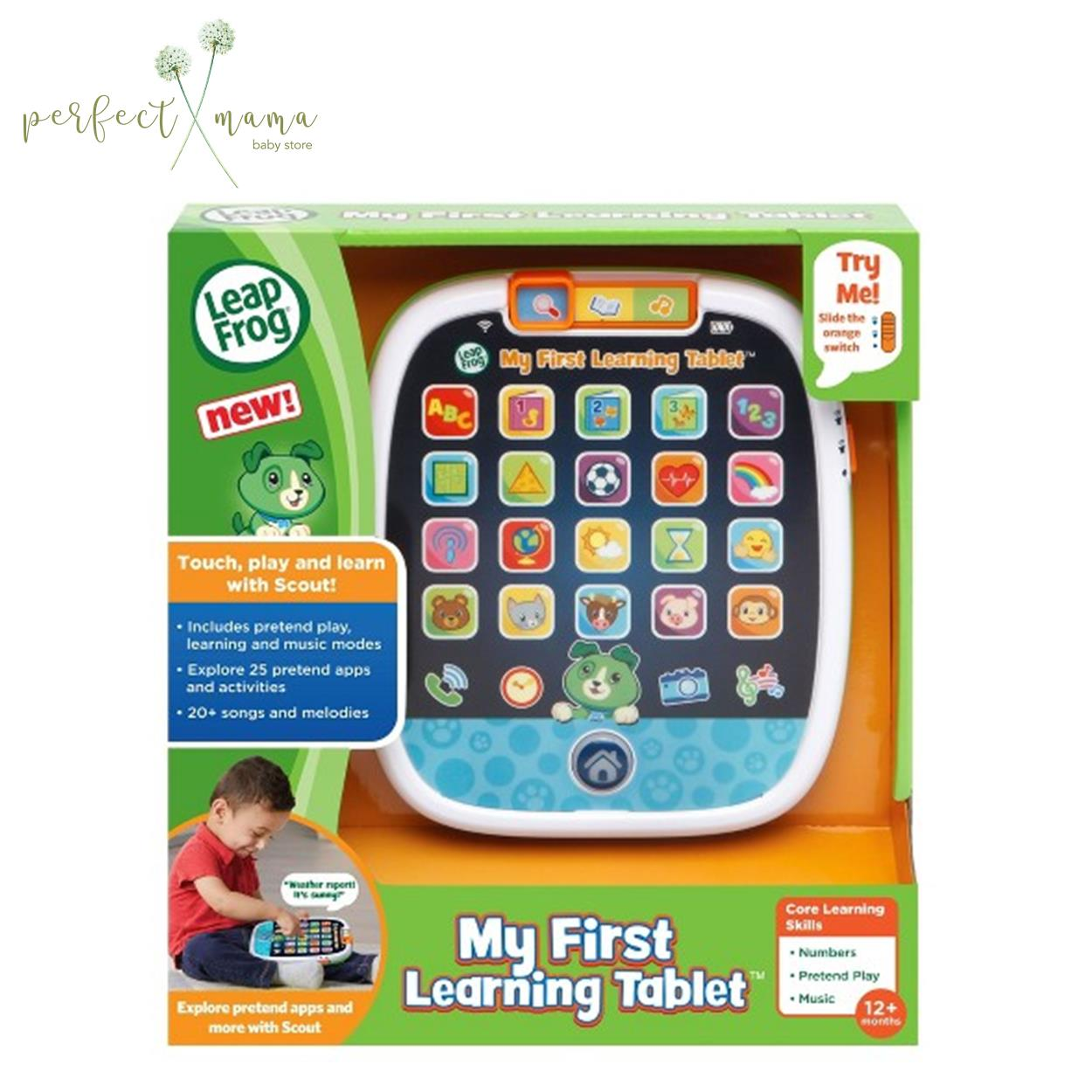 Fine Leapfrog My First Learning Tablet Download Free Architecture Designs Rallybritishbridgeorg