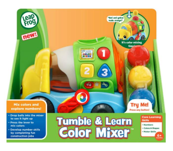 Leapfrog - Tumble & Learn Color Mixer