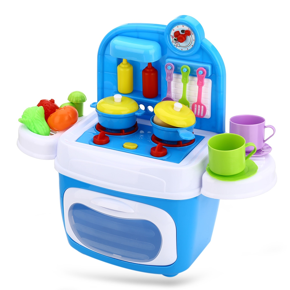 LEARNING KITCHEN TOYS TOOLS SET BOX (end 9/27/2019 8:09 AM)