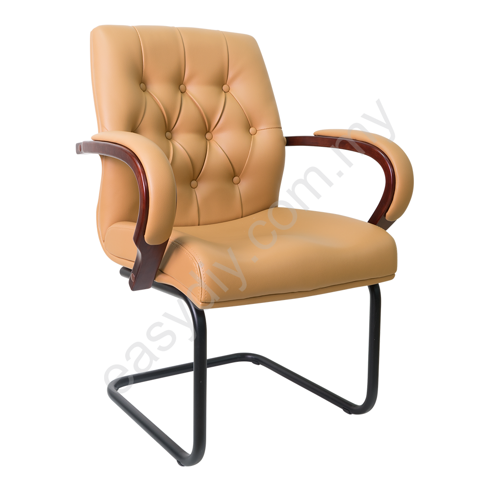 Leather / Director Office Chair / Ritz Visitor Chair E 1054S