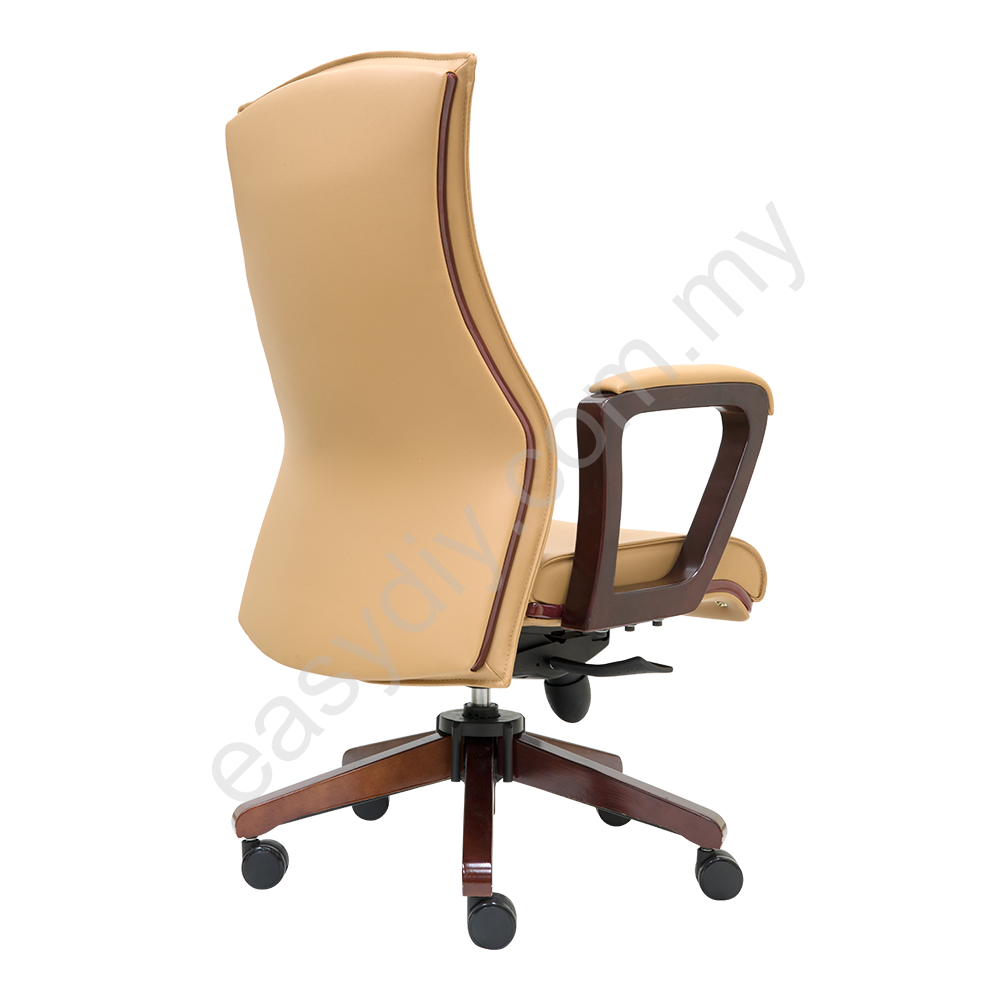 Leather / Fabric Office Chair /Amity Medium Back Chair E 2362H