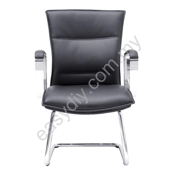 Leather / Fabric Office Chair / Shavy Visitor Chair E 2834S