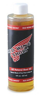 Leather Shoe Care Products Red Wing Boot Oil All Natural 95132