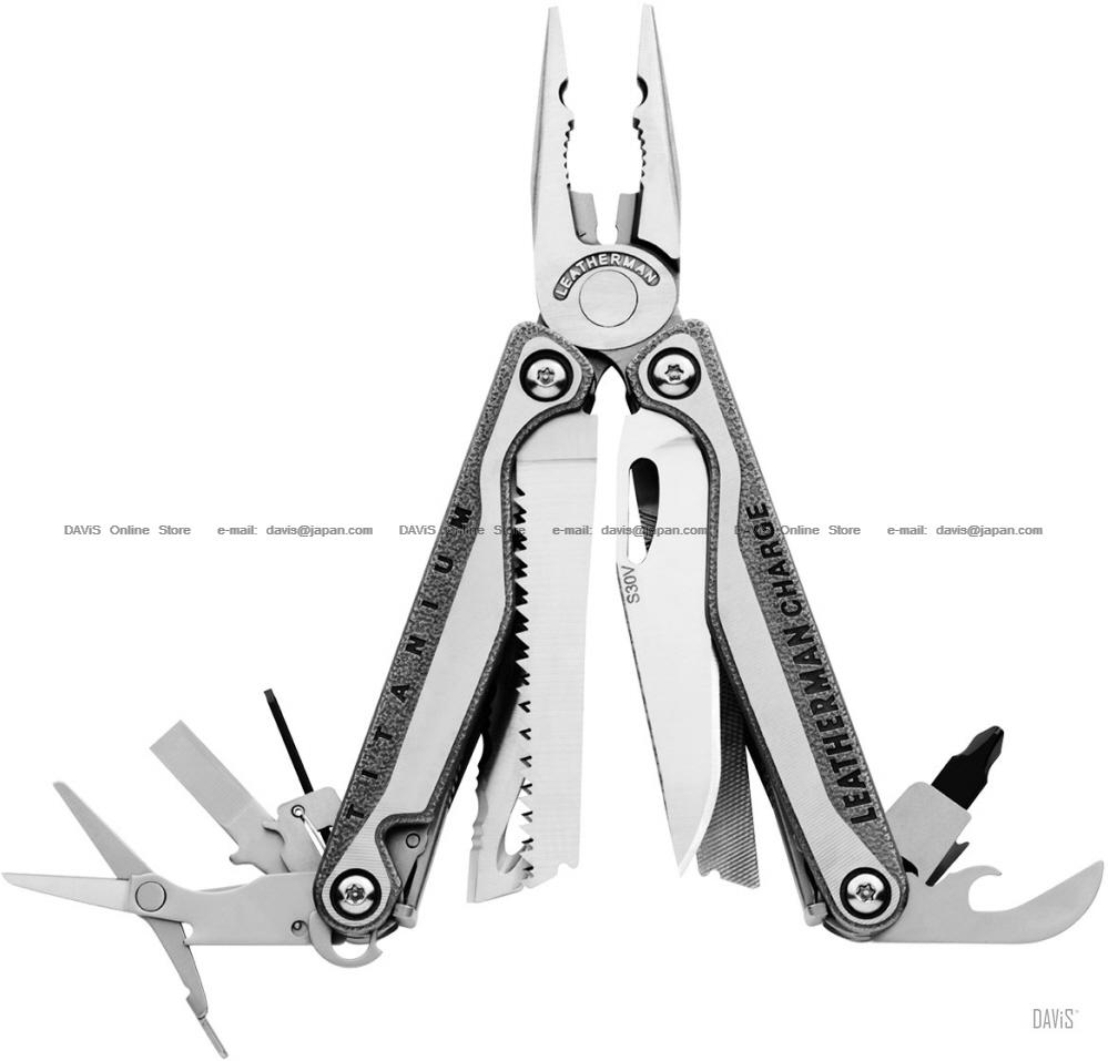 LEATHERMAN Charge TTi - standard sheath - full-size