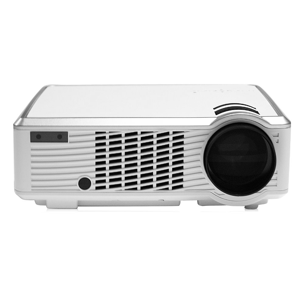 4000lm Projector Hd Lcd Led Home Theater Projector: LED-33 White Wifi Android Full HD L (end 10/8/2019 12:44 AM