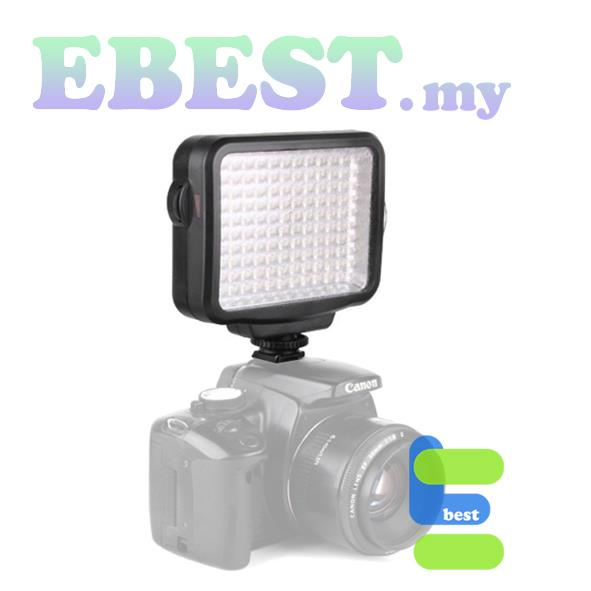LED-5009A Travelite Professional Video Light for DSLR and Camcorder