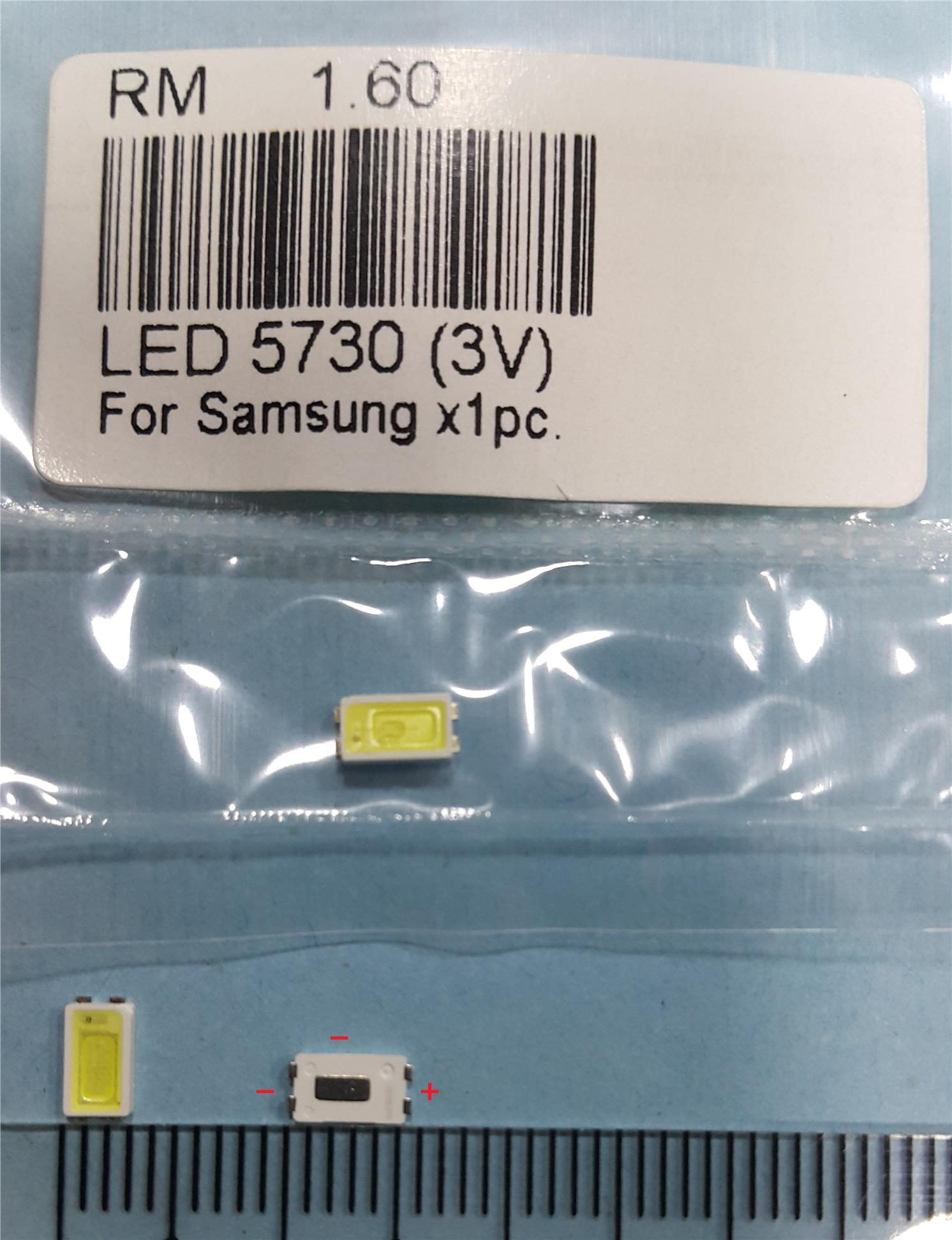 LED 5730 (3V) For Samsung Panel