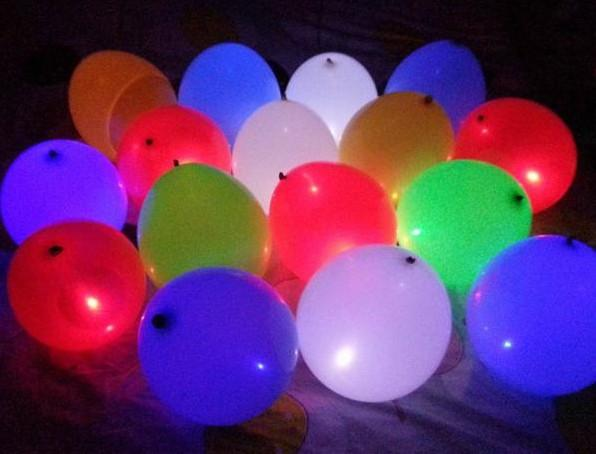 LED Balloons for party