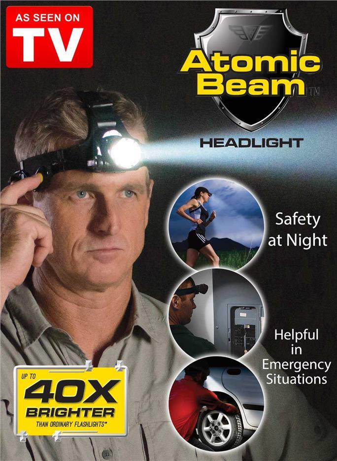 e537839999 LED Bright Tactical Atomic Beam Head (end 7 21 2020 3 15 PM)