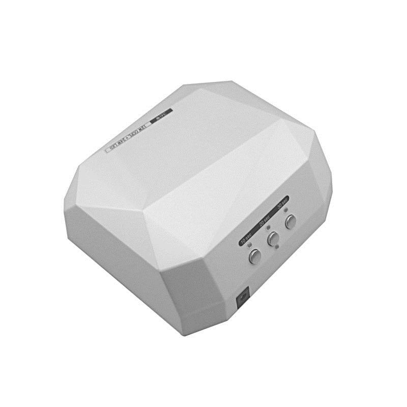 LED CCFL Nail Dryer Diamond Shaped Curing Lamp (36W)