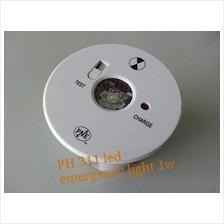 Led emergency ceiling light 1 w pne end 3112016 515 pm led emergency ceiling light 1 w pne 311 sirim aloadofball Gallery