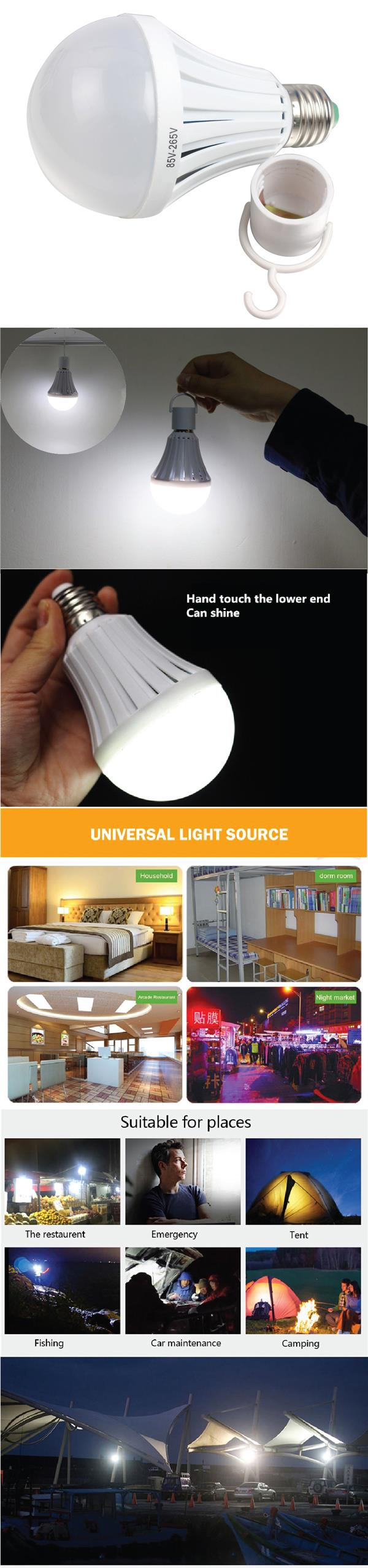 Led Light Bulb E27 12w Emergency Lig End 3 12 2019 415 Pm Lighting 6 Best Images Of Wiring Lamp Indoor Outdoor