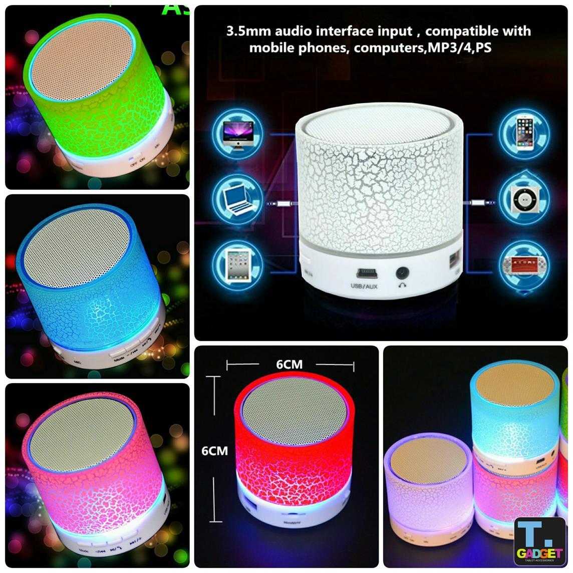 Led Mini Bluetooth Speaker A9 Tf Us End 8 11 2019 1149 Pm Usb Fm Wireless Portable Music Sound