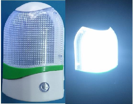 Led Night Light Ldr Control Diy Kit