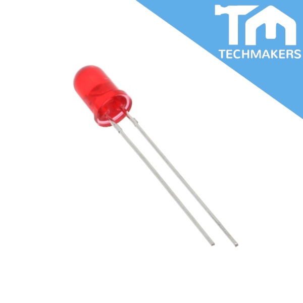 LED RED 5mm