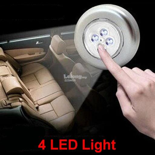 LED Touch Night Light In The Car Interior Vehicle Accessories