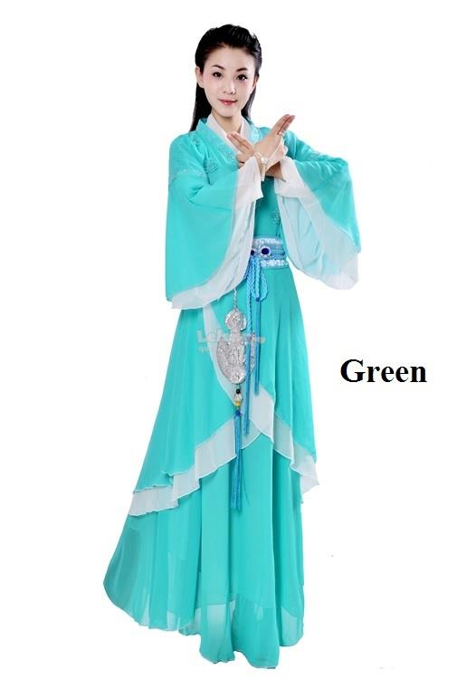 The Legend Han Cheongsam for women