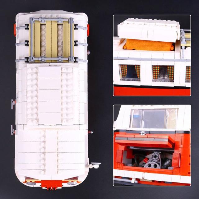 Lego 10220 Creator Camper Van End 1062021 1200 Am