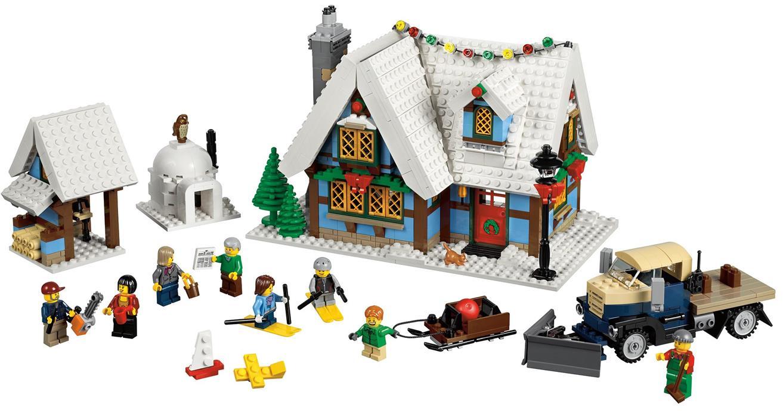 LEGO 10229 Winter Village Cottage NEW MISB (RETIRED)