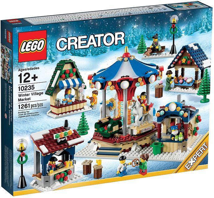 LEGO 10235 Christmas Seasonal Winter (end 3/19/2019 2:15 AM)