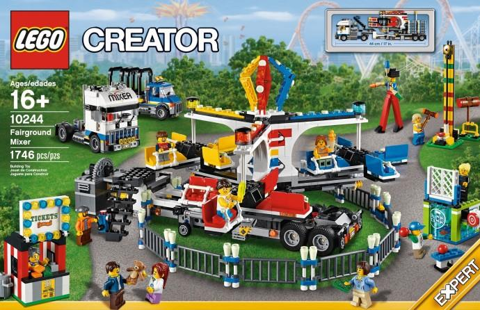 lego 10244 creator expert exclusive end 8 15 2019 10 15 am. Black Bedroom Furniture Sets. Home Design Ideas