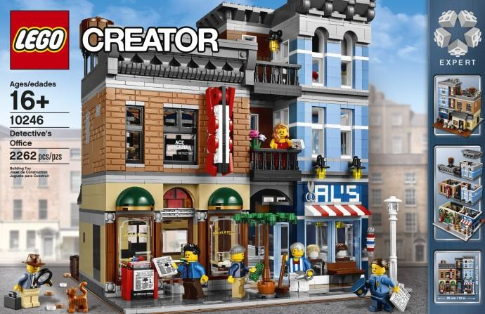 lego 10246 creator expert detective end 3 6 2020 10 15 am. Black Bedroom Furniture Sets. Home Design Ideas