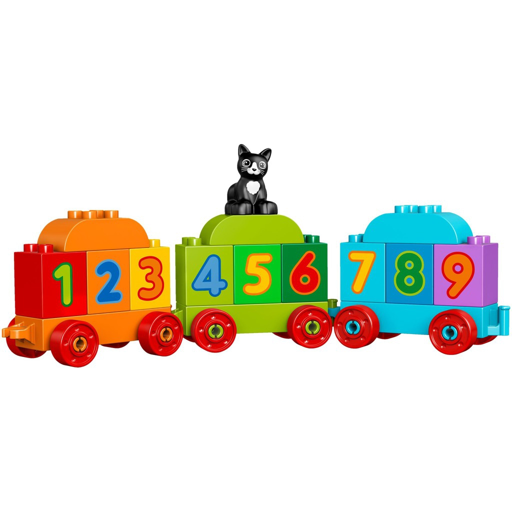 LEGO 10847 DUPLO Number Train