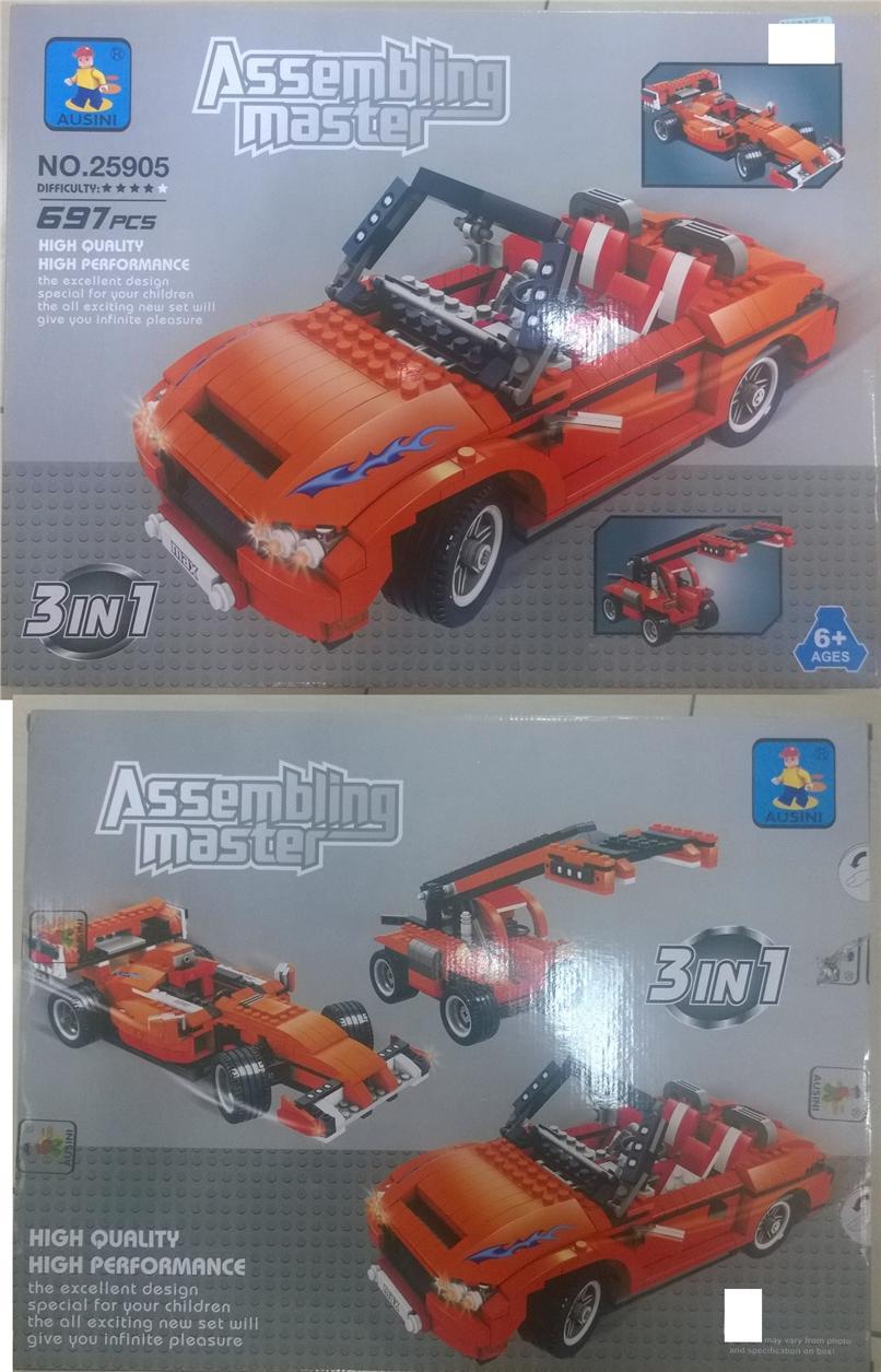 Lego 3 in 1 Car Set Kids Toy (Kereta (end 2/9/2020 12:15 AM)