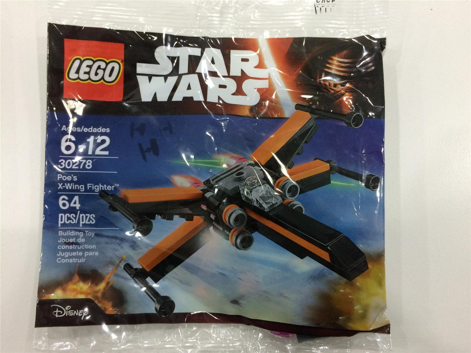 Lego 30278 Star Wars Poe''s X-Wing Fighter™ Polybag