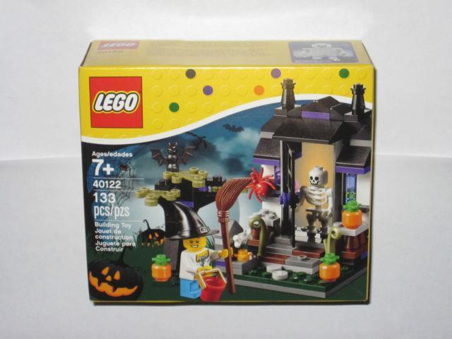 Lego 40122 Seasonal Trick or Treat H (end 9/26/2018 2:15 AM)